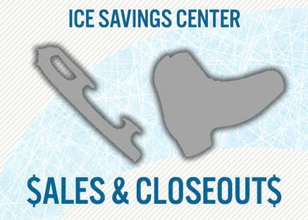 Ice-Savings-Center Shuffle Layout