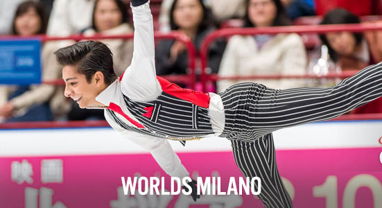 WorldsMilano2018_4 Home