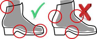 istruzioni-calzata2 Fitting and Sizing EDEA Skates